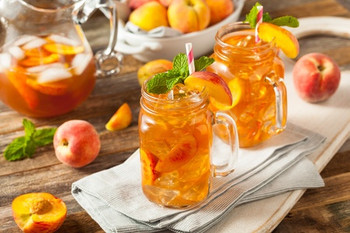 Peachy Sweet Tea E Liquid