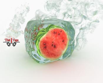Watermelon Menthol E Liquid