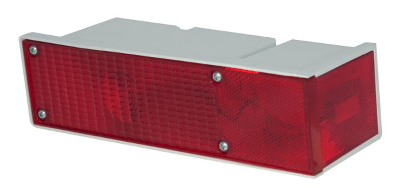 grote 52362 small trailer lighting red wrap around 5 in 1 tail lh rh drivetrainamerica com