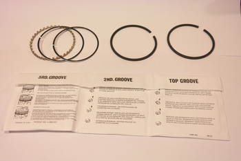 Piston Ring Set for Wisconsin S14D Engines