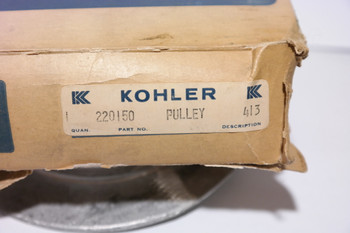 Kohler Starter Rope Pulley 220150