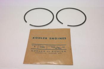 Kohler 270041 Top Ring Compression Ring STD QTY 2