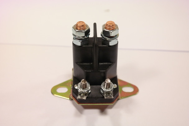 "Starter Solenoid 1/4"" Posts and 2 Terminals"