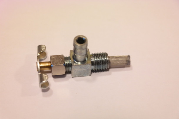 "Fuel Tank Fitting and Shut Off Valve 1/8"" NPT"