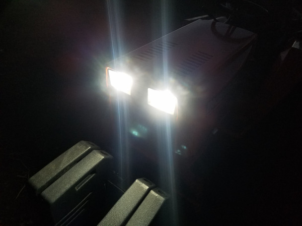 LED 1156 Headlight Bulbs 1,000 Lumens Super Bright (Sold by the Pair)