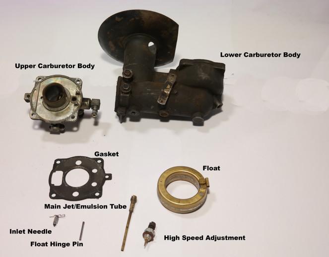 The Briggs and Stratton Flo Jet Carburetor