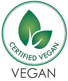 Cerified Vegan