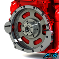 R2.8 to Jeep 4.0L Adapter Kit. (CAD Rendering)