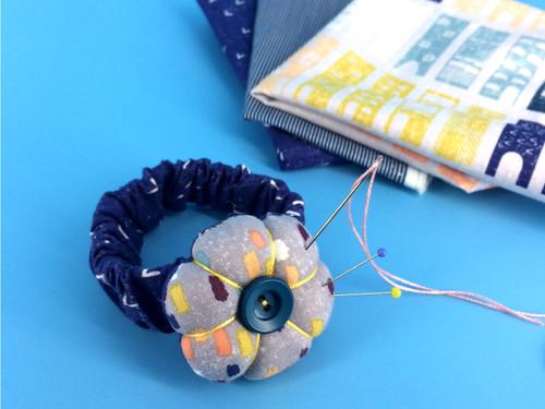 Mini Makes - Wrist Pin Cushion