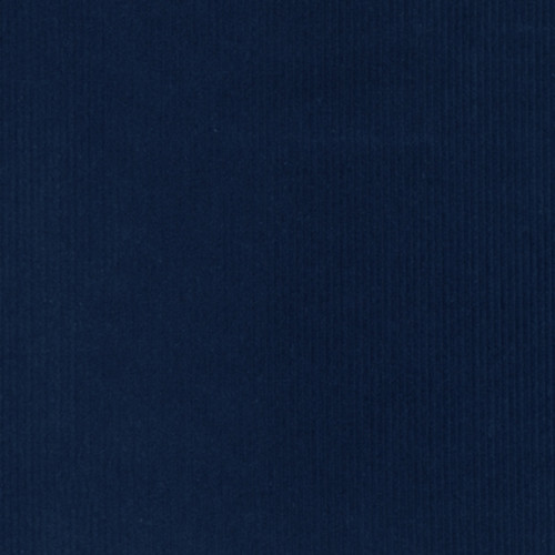 Robert Kaufman Corduroy in Navy