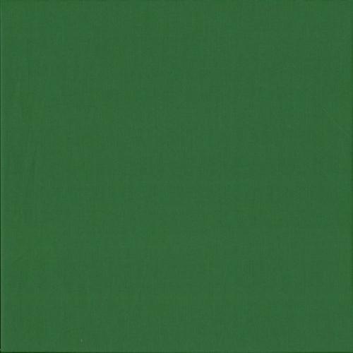 Makower Cotton Solids - Foliage Green