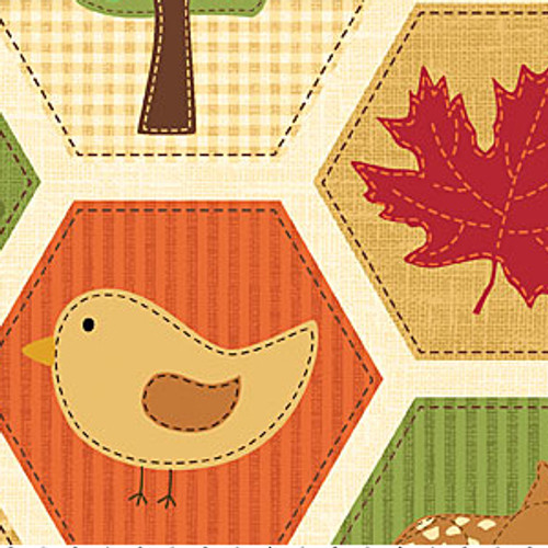 Autumn Welcome in Multi