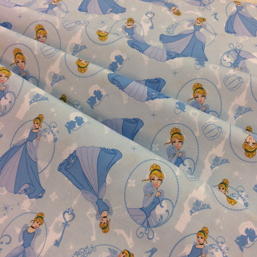 Cinderella - Disney Princess Cotton