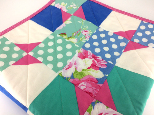 Mini Quilt - 2 part introduction to quilting