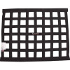 ALL10285, WINDOW NET BORDER STYLE  18 X 24 SFI BLACK