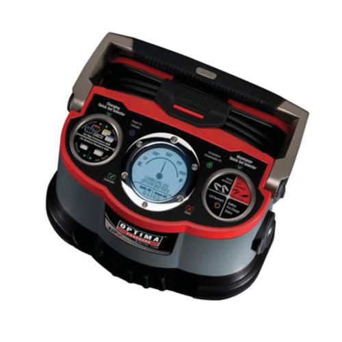 OPT150-34178, Battery Charger, Digital 1200, Digital LCD Display, 12V, 12 am