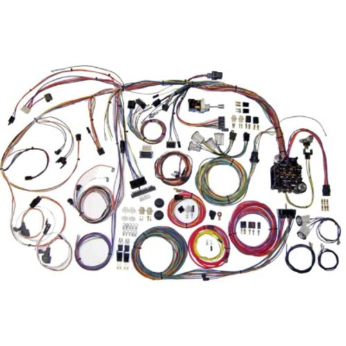 AAW510105, 70-72 CHEVELLE WIRING HARNESS