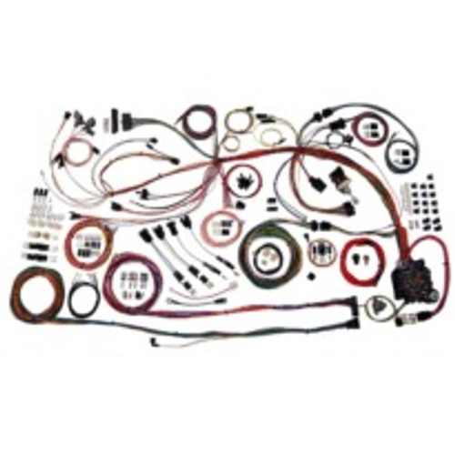 AAW510158, 68-69 CHEVELLE WIRING HARNESS