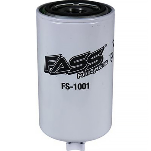 FSSFS-1001, FASS FUEL FILTER