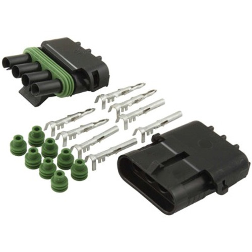 ALL76268, 4-WIRE WEATHER PACK CONNECTOR KIT