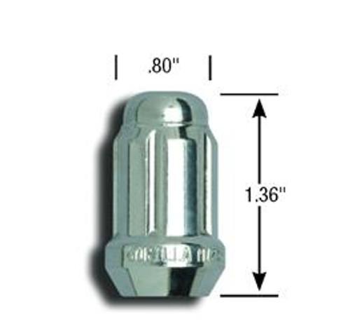 AME21188HT, 1/2 SD LUG NUTS
