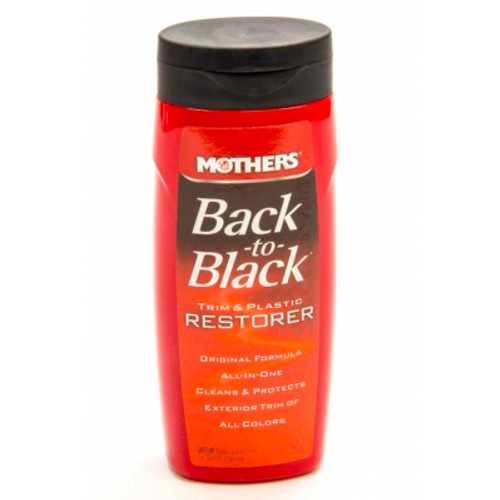 MTH06112, BACK -TO- BLACK TRIM AND PLASTIC RESTORER