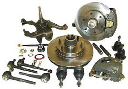"RSDTDC6316, 63-70 C-10 disc brake conversion, 6 on 5.5"" bolt pattern"