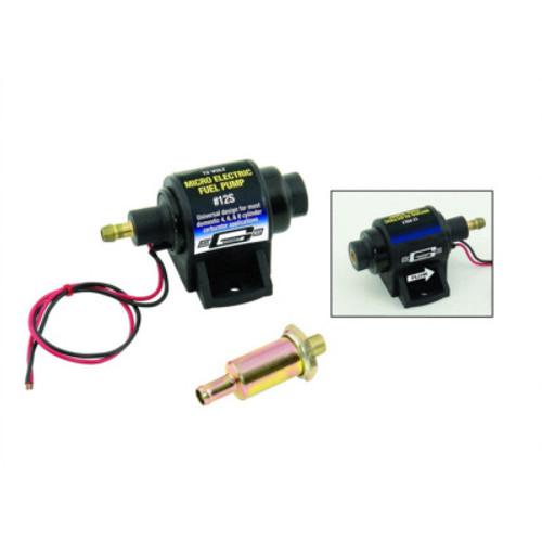 MRG12S, UNIVERSAL ELECTRIC FUEL PUMP 4-7PSI 35GPH