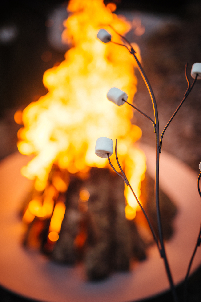Nothing Better Than Roasting Marshmallows Over An Open Fire In Style With This Branch Marshmallow