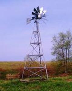 Windmill Aeration