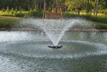KASCO 3400VFX - 3/4HP  Floating Fountain