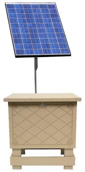 KEETON Solaer Aeration System SB-1B - Solar Powered System