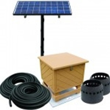 KEETON Solaer Aeration System SB-2B - Solar Powered System