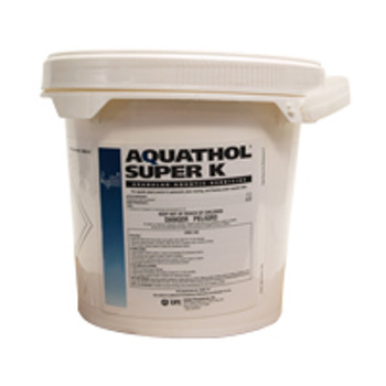 Aquathol Super K 10 lb Aquatic Herbicide