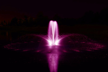 Airmax Color Changing Fountain Lights - 2 LED Light Set