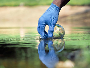 Pond Water Testing Service