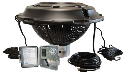 Kasco 1/2HP VFX Fountain- Surface Aerator