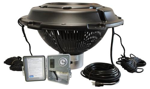 Kasco 1 HP VFX Fountain - Surface Aerator