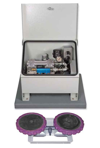 Aeration Package Air2 XL2 includes 2- XL2 Diffuser Stations
