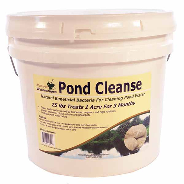 Pond Cleanse - clarifying bacteria packets