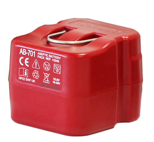 deSoutter® TraumaDrive Medium Aseptic Battery