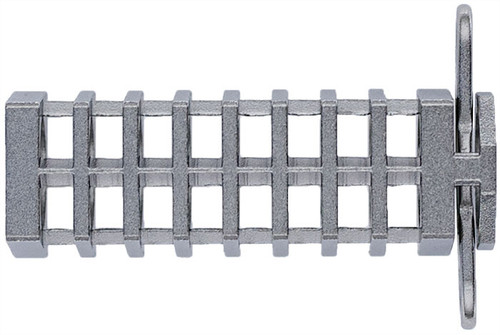 TTA Cage 10.5 26mm - Cuttable - Stainless
