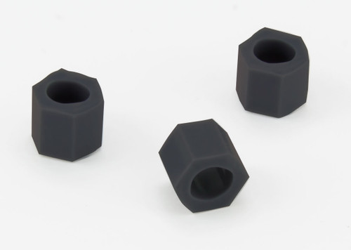 Black Code Rings - 50 Pieces