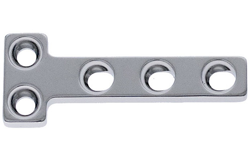 5.0mm 2x3 hole top T Plate