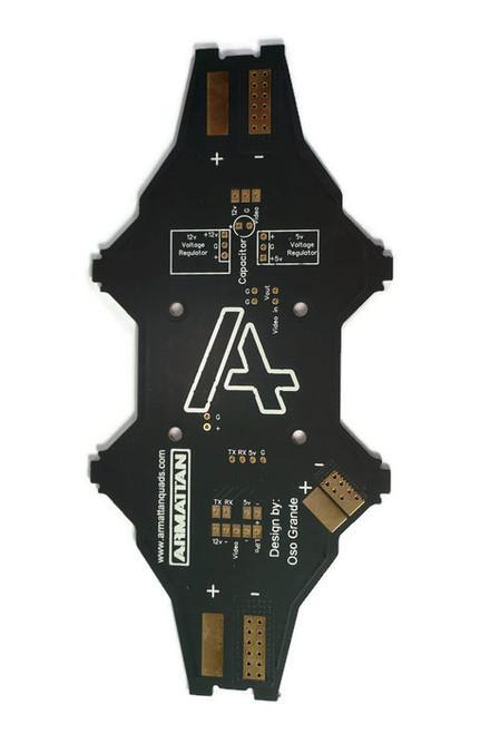 TILT-R Integrated Power Distribution Board