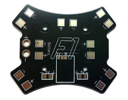 F1-4B Integrated Power Distribution Board