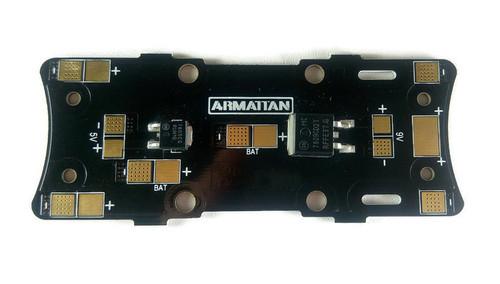 Armadillo Integrated Power Distribution Board (5 volt/ 9 volt)