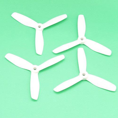 4 inch T4045 DALPROP (2cw, 2ccw) White *Out of stock