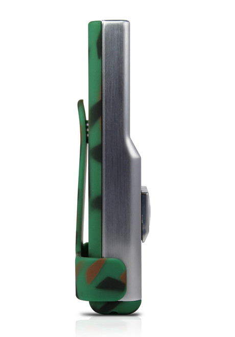 Side view of the Green Camo Hybrid Hybrid