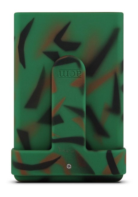 Backside of the Green Camo Hybrid